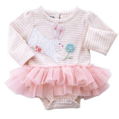 Baby & Toddler Clothing Ch54 A Great Variety Of Goods Baby Girls Mudpie 0-6 Month Tutu Too Cute White Tee Shirt Outfits & Sets