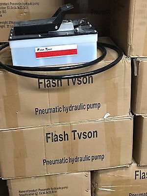 10 Sets Wholesale Deal Air Hydraulic Foot Pump with 10000 PSI