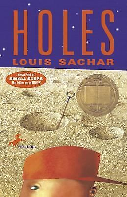 Holes by Louis Sachar (1999, Hardcover)