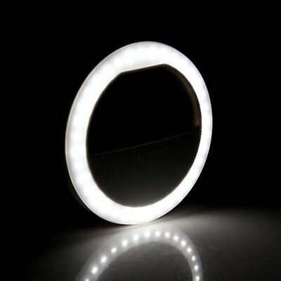 Anillo De Luz Led Flash Portable Selfie Camara Fotografia Para Smart Phone