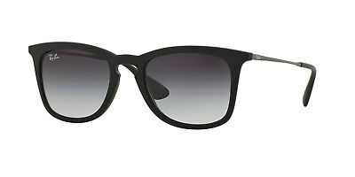 4a07c4614bc Ray-Ban RB4221 622 8G 50mm Rubber Black Light Grey Gradient Dark Grey
