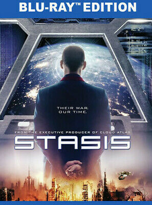 Stasis [New Blu-ray] Manufactured On Demand, Ac-3/Dolby Digital