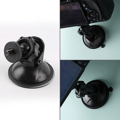 Windshield Car Suction Cup Holder Mount Stand Tripod Monopod for Gopro Camera UI