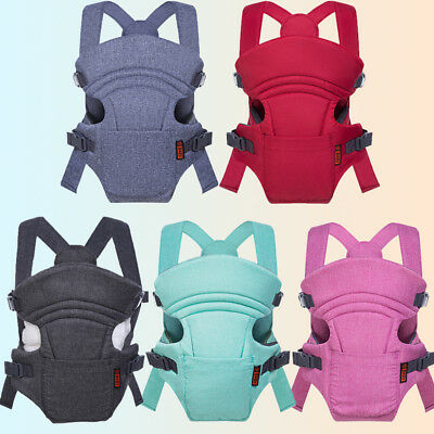 New Baby Sling Adjustable Wrap Carrier Infant Birth Breastfeeding For Plus Sized