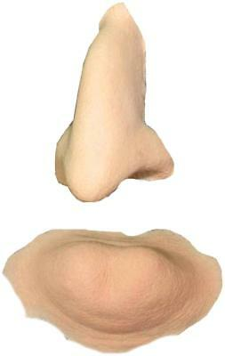 Foam Latex Witch Nose And Chin Halloween Direct Llc