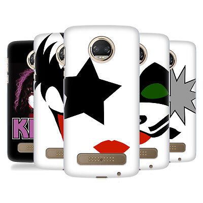 Official Kiss Band Solo Hard Back Case For Motorola Phones 1
