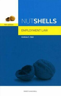 Nutshell Employment Law (Nutshells) by Andrew C. Bell Paperback Book The Cheap