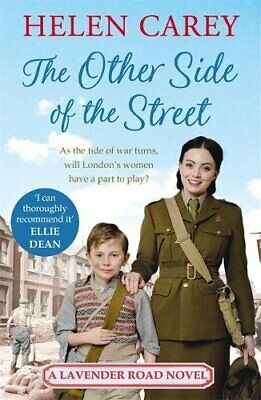 The Other Side of the Street (Lavender Road 5) by Carey, Helen Book The Cheap