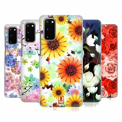 Head Case Designs Glamorous Blooms Hard Back Case For Samsung Phones 1