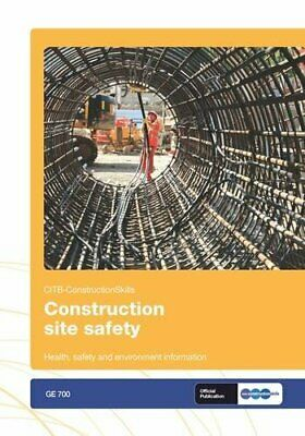 Citb ge700 construction site safety book set 2015 and supporting construction site safety ge 70013 health safety a fandeluxe Gallery