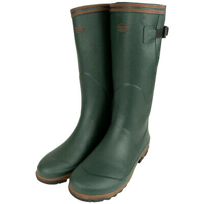 Jack Pyke Shires Wellington Mens Boots Camping Festival Waterproof Wellies Green