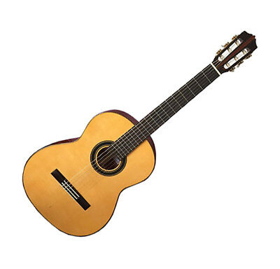 KATOH MCG110S All Solid Classical Guitar Superb! Case Included