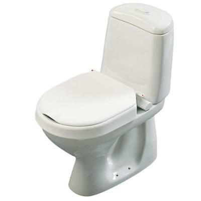 Hi-Loo Toilet Seat Raiser - Easy To Install and Fits Most Toilets
