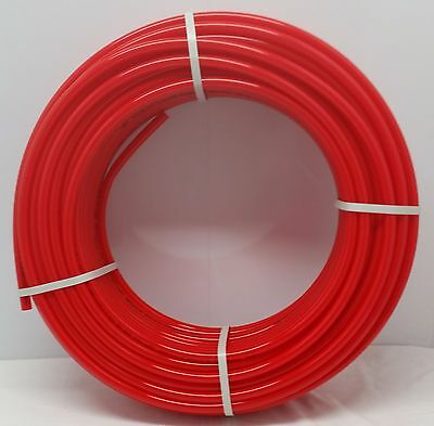 "*NEW* Certified Non Barrier 1/2""-500' RED PEX Tubing For Htg/Plbg/Potable Water"