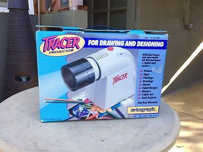 Artograph Tracer Projector - 225-350 - Art Hobby Enlarger Tracing