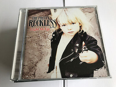 The Pretty Reckless : Light Me Up CD (2010)  602527465722