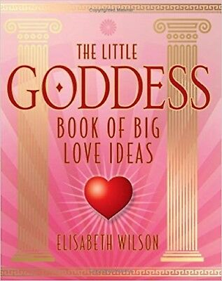 The Little Goddess Book of Big Love Ideas by Elisabeth Wilson (Paperback) New