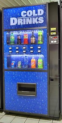 Royal Vendor-Vending Machine- Merlin Rv650-23 Units To Sell-Write For Deal!