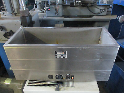 Precision Scientific Stainless Steel Water Bath Model 66634_Powers Up & Heats Up