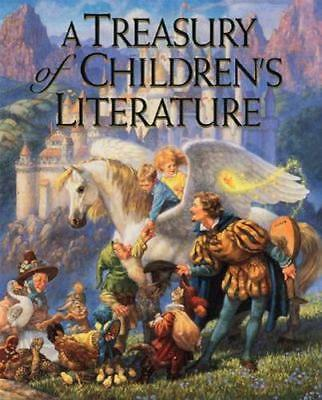 NEW A Treasury of Children's Literature By Armand Eisen Hardcover Free Shipping