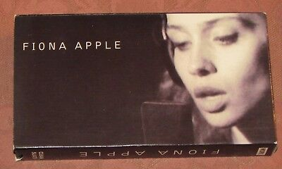 FIONA APPLE - Shadowboxer - VHS - PROMO - Video Single - 1996