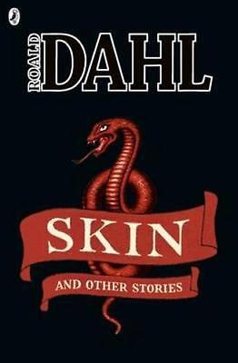 NEW Skin And Other Stories By Roald Dahl Paperback Free Shipping