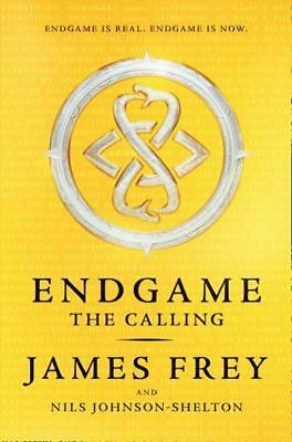 NEW Endgame By James Frey Paperback Free Shipping