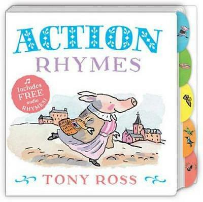 NEW My Favourite Nursery Rhymes Board Book By Tony Ross Board Book Free Shipping