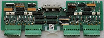 GE SECURITY - Micro 5 - 8RP Reader Board (110100501 Rev G)