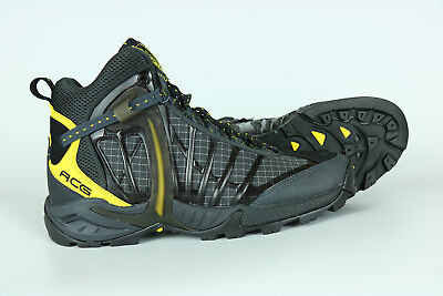 a82ba756af19 Nike ACG Air Zoom Tallac Lite Hiking Boots Black Yellow Gray 844018-001  Size 8