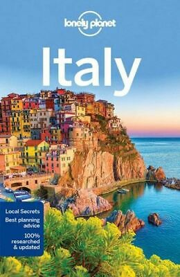 NEW Lonely Planet Italy By Lonely Planet Travel Guide Paperback Free Shipping