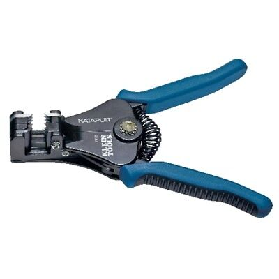 Klein 11063W Katapult Solid and Stranded Wire Stripper/Cutter