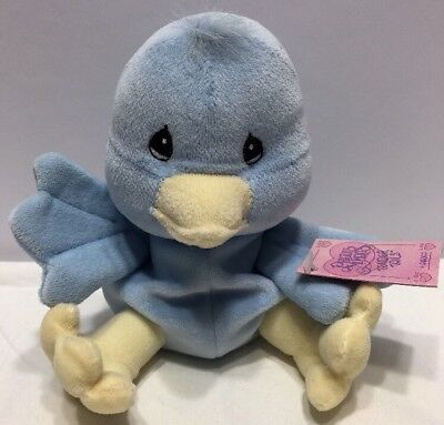 NEW Precious Moments TENDER TAILS Blue Bird 1997 Plush Stuffed 382531 ENESCO (T2