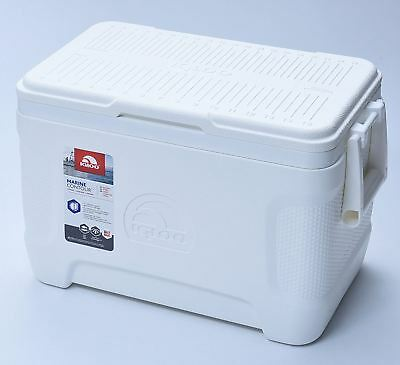 Igloo Contour Cooler Ice Chest Marine 25 Ice Cool Box *fast Delivery*