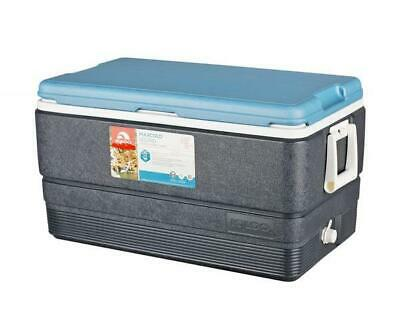 Igloo Large Cool Box Camping Maxcold 70 Chest Ice Cube Cooler *fast Delivery*