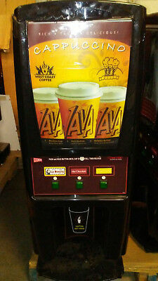 Cecilware GB3M 3 Flavor Commercial Cappuccino Machine CONTACT 4 SHIPPING