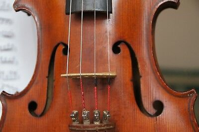 WOW l@@k a beautiful 4/4 German Antique Vintage Old Violin