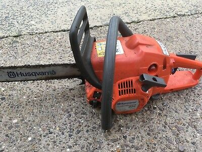 Husqvarna 236 chain saw