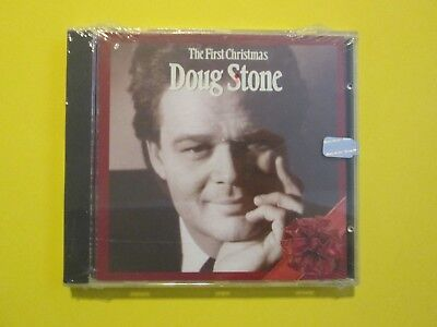 Doug Stone The First Christmas Country Sealed NEW CD