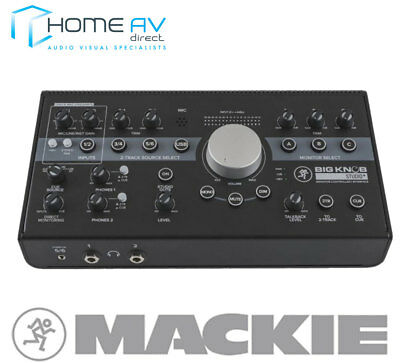 Mackie Big Knob Studio+ Monitor Controller & USB Interface