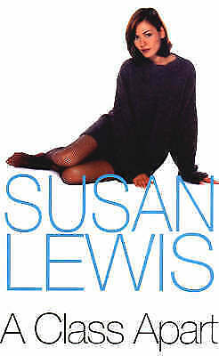 A Class Apart by Susan Lewis (Paperback) New Book