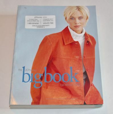 JC Penney Big Book Fall Winter Catalog 2000