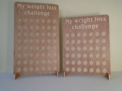 Pounds for lbs - Weight Loss Journey Boards - 1 Stone to 5 Stone Available