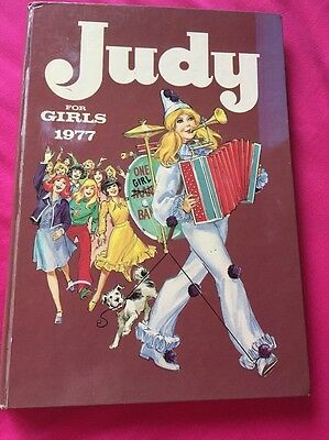 JUDY FOR GIRLS Annual 1977 *** Unclipped ***