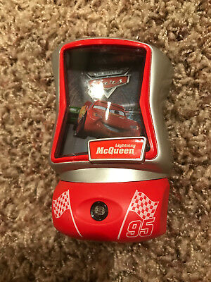 Lightning McQueen Disney The World of Cars Guide Light Night Light Nightlight