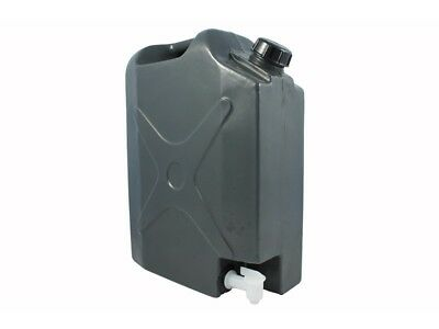 Plastic Water Jerry Can (20L)_with Tap - by Front Runner