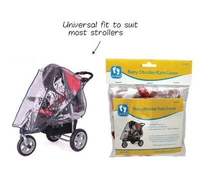 Universal Toddler Baby Pram Stroller Rain Insect Weather Cover Brand New