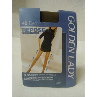 CALZE COLLANT MODA GOLDEN LADY REPOSE 40 DEN Mis 3-M CASTORO