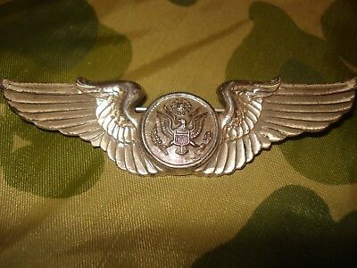 Ww2 Aircrew Sterling Wing Full Size