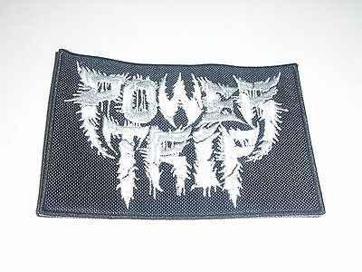 Power Trip Embroidered Patch